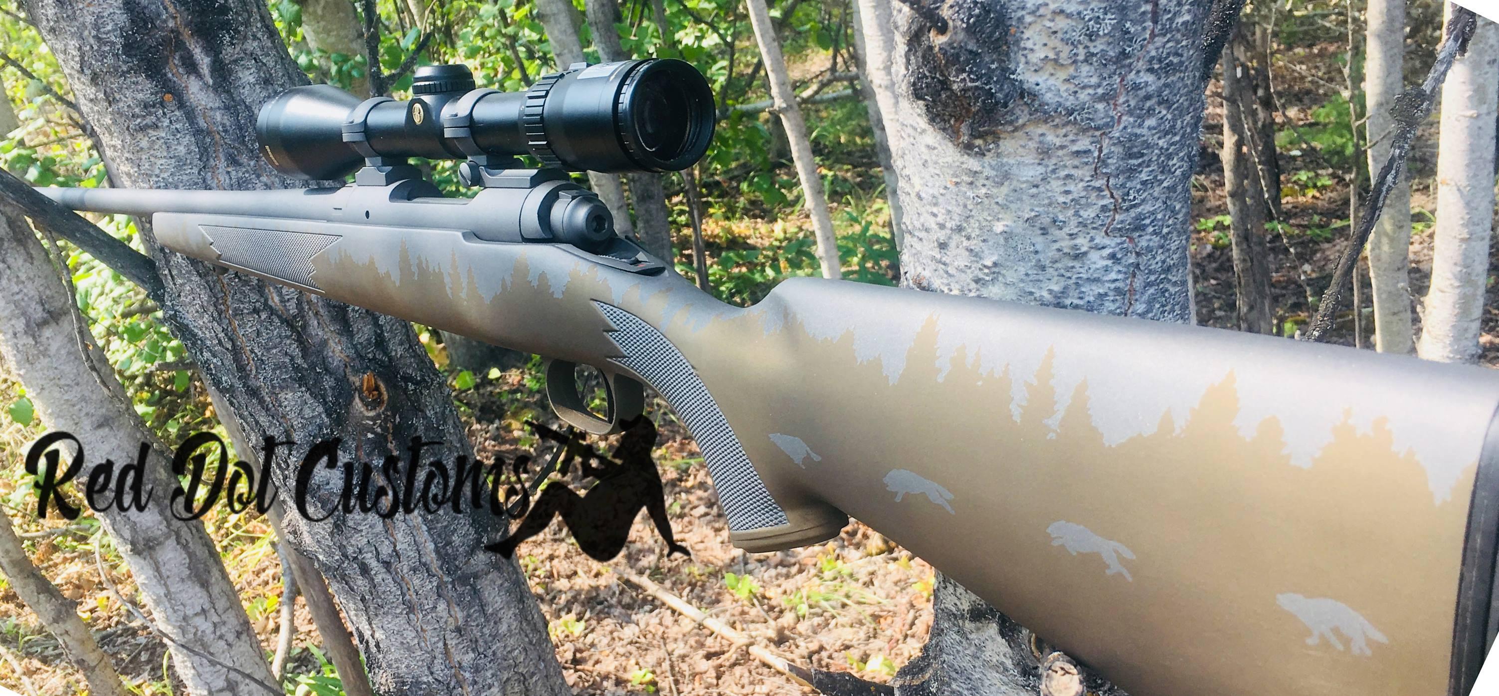 wolf rifle